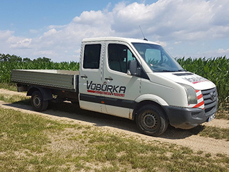 VW Crafter B