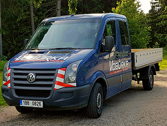 VW Crafter M